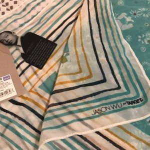 NWT 42 inch square scarf. Jason Wu for Target.